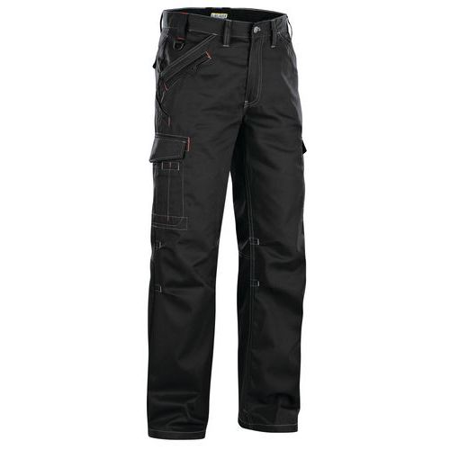 Pantaloni Profile  Nero