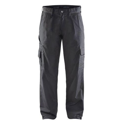 Pantaloni Service estivi Grigio Scuro