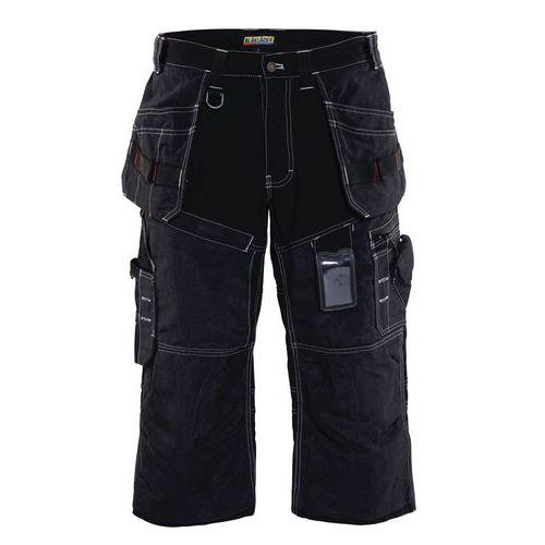 Pantaloni ´´Pirate´´ X1500 Nero