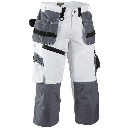 Pantaloni pirata imbianchino X1500 Bianco/Grigio