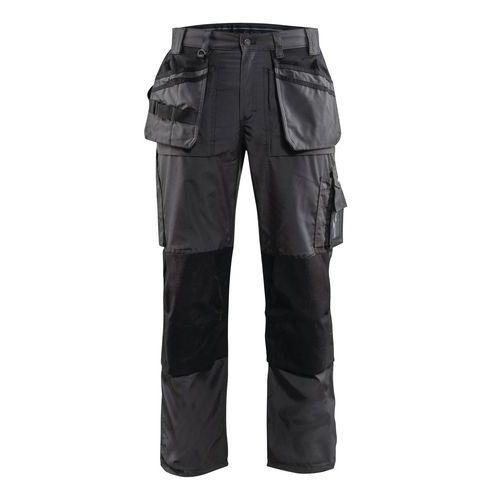 Pantaloni per artigianato estivi  Grigio Scuro/Nero