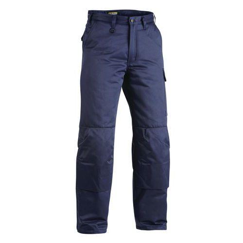 Pantaloni Invernali Blu marino