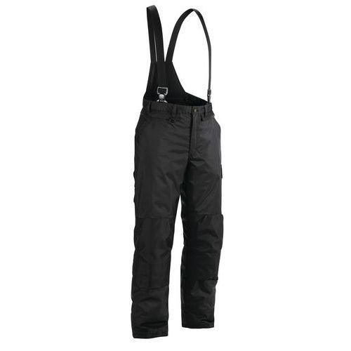 Pantaloni invernali Nero