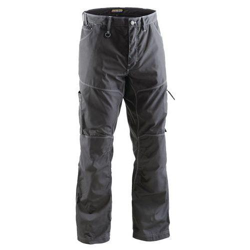 Pantaloni Denim X1900 Grigio Scuro