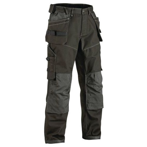 Pantaloni per artigianato X1900 Nero