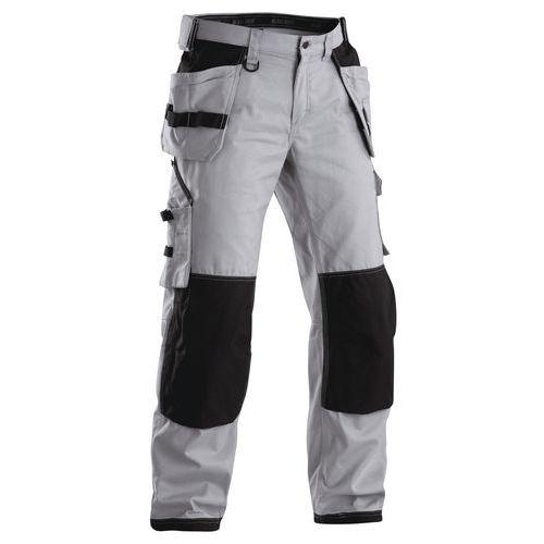 Pantaloni per artigianato Grigio Scuro/Nero