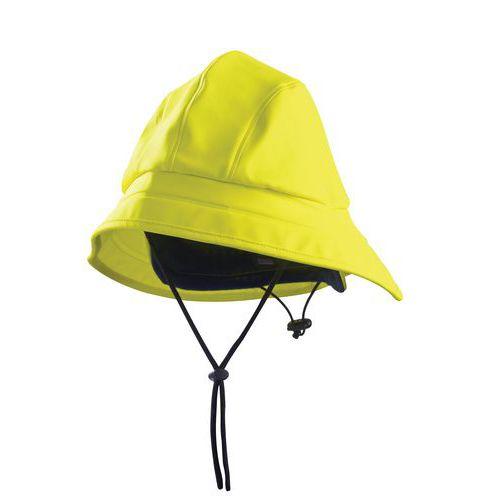 Cappello anti-pioggia Giallo