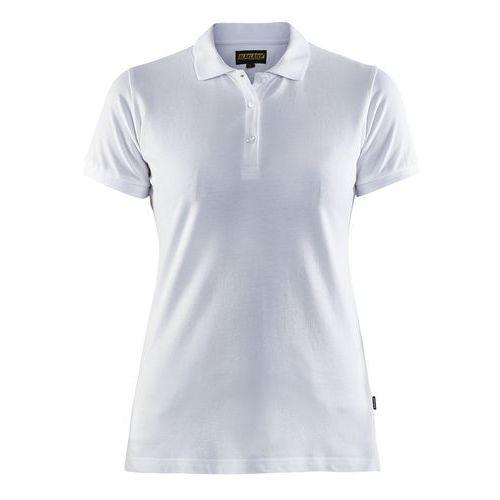 Maglietta Polo Donna Bianco