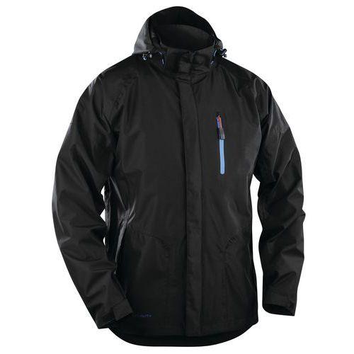 Rain Jacket Nero