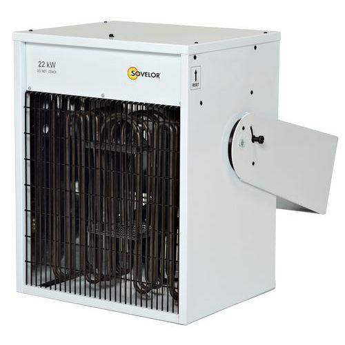Riscaldamento Ad Aria A Gas.Riscaldamento Da Parete Ad Aria Pulsata Elettrico Sovelor