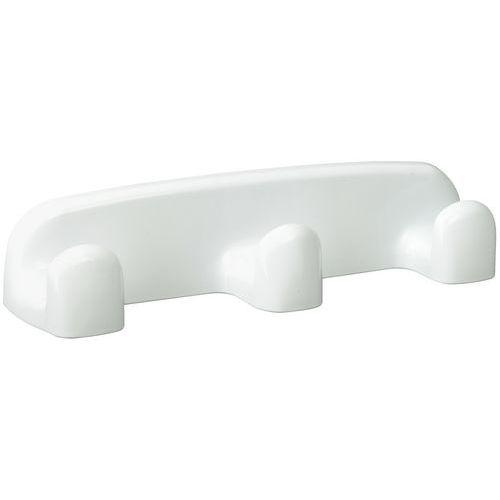 Attaccapanni in plastica per bagno manutan italia - Attaccapanni bagno ...