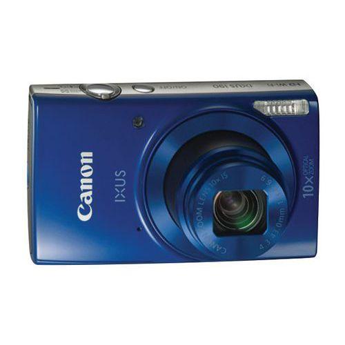 Fotocamera digitale compatta - Canon - IXUS 190 - blu