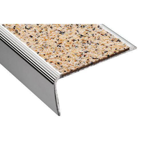 Profilato angolare da 5 in alluminio minerale 1500