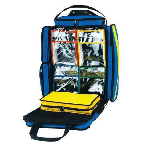 Zaino per primo soccorso SPEED'AID BAG