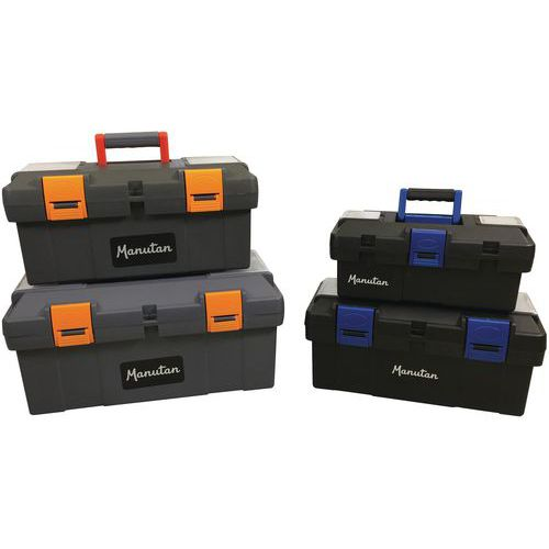 Cassetta portautensili in plastica - Manutan