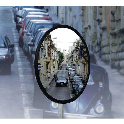 Specchio di sicurezza - Visibilità a 90° - Angolazione fino a 160° - Rotondo