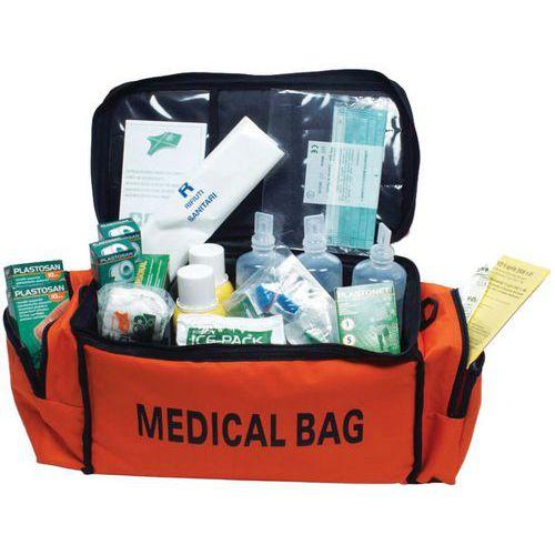 Borsone di primo soccorso Medical Bag - Gruppo A e B
