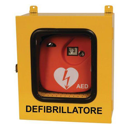 Armadietto per defibrillatore - Ambienti esterni
