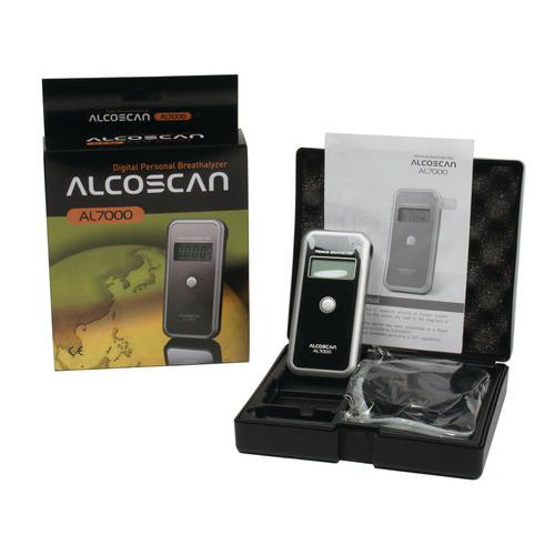 Etilometro digitale