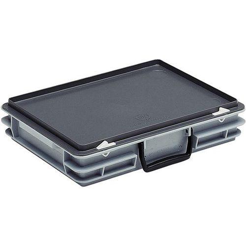 Contenitore-valigetta Rako con coperchio - Standard - Lunghezza 300 mm