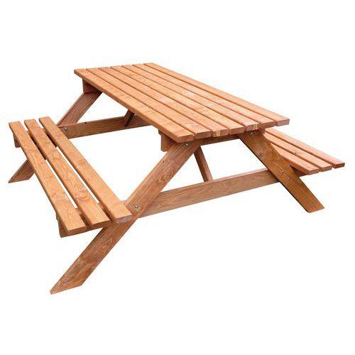 Tavolo da pic-nic in legno