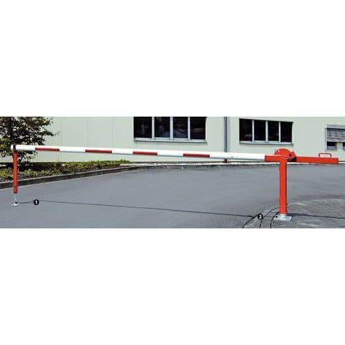 Barriera a sollevamento manuale - da 7 a 8 m