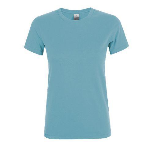 T-shirt da lavoro donna girocollo Regent Women- Maniche corte