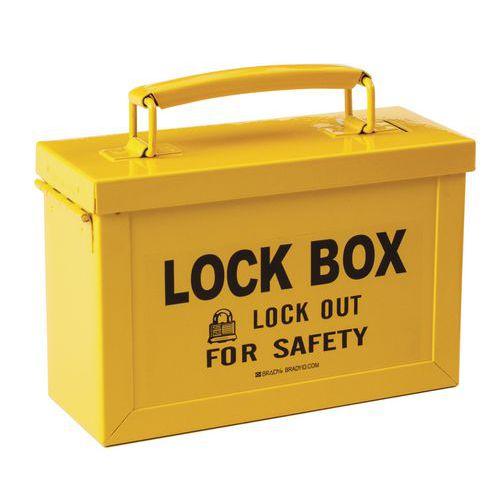 Lock box di gruppo per lucchetti - Modello piccolo