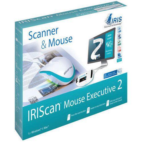 Scanner di documenti a forma di mouse - IRIScan Mouse Executive 2