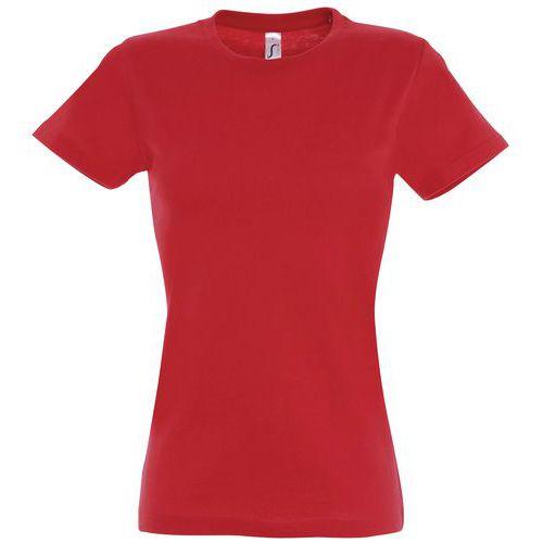 T-shirt da lavoro donna girocollo Imperial Women - Maniche corte