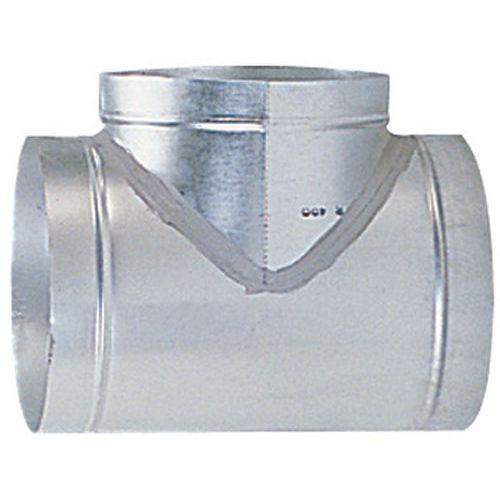 Derivazione a 90° per guaine di ventilazione rigide - Ø da 160 a 315 mm