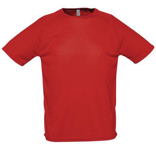 T-shirt da lavoro uomo Sporty traspirante - Maniche raglan corte