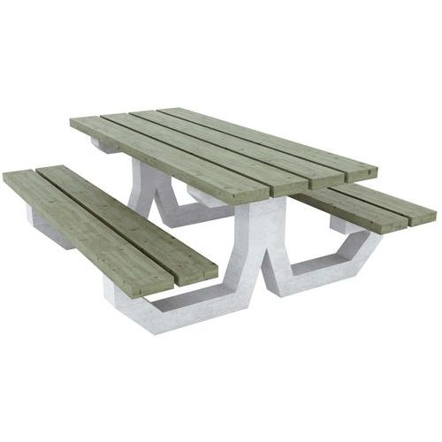 Tavolo da pic-nic - Oleron