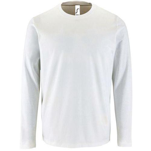 T-shirt da lavoro uomo girocollo Imperial - Maniche lunghe
