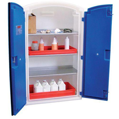 Armadio di sicurezza per prodotti corrosivi - EMP