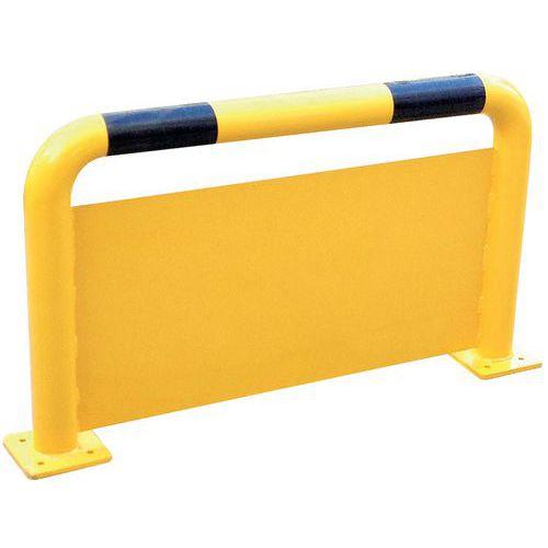 Archetto di protezione con piastra antincastro - Nero/giallo