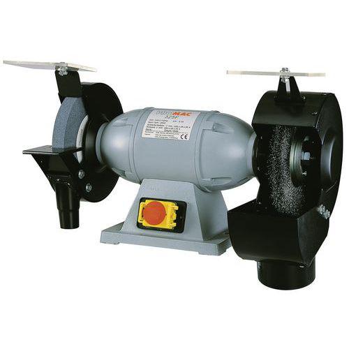 Tornio mola/spazzola Promac 324 F e 325 F - Mola Ø 200 mm - 450 W