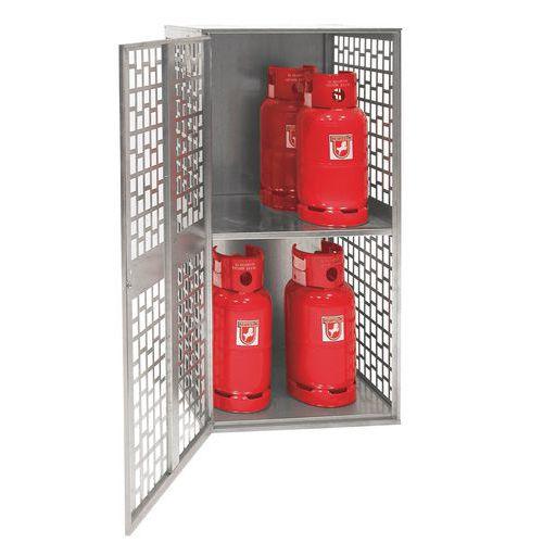 Contenitore per bombole di gas manutan italia - Bombole gas per cucina ...