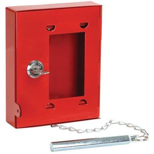 Cassetta per chiave d'emergenza