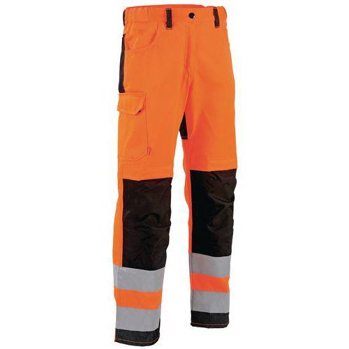 Pantaloni da lavoro ad alta visibilità Star