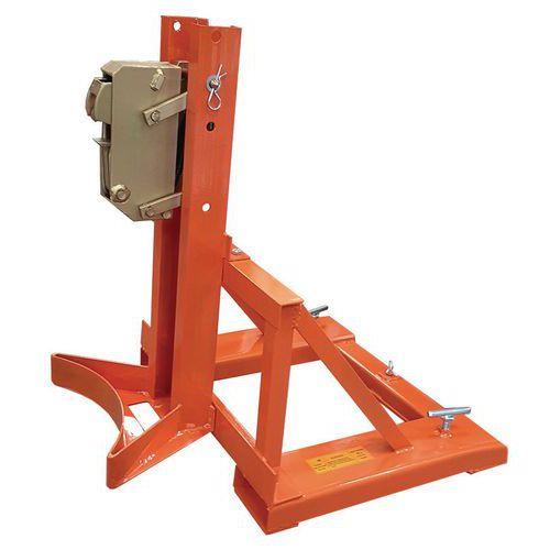Pinza per fusti verticale - Portata 360 kg