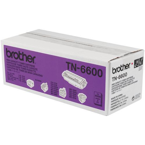 Toner - TN6600 - Brother