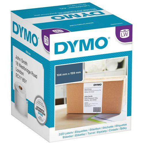 Etichetta per Dymo LabelWriter 4XL