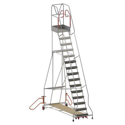 Piattaforma ergonomica per scaffalatura - Fimm