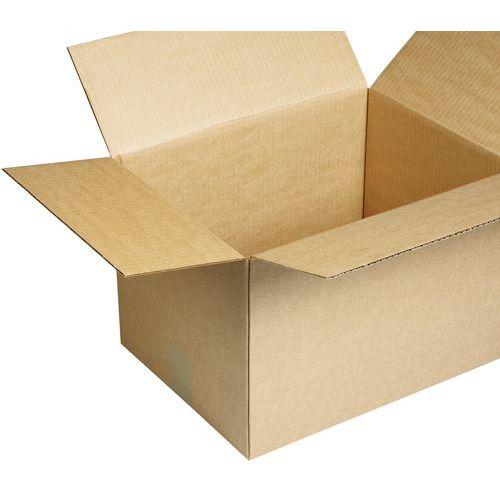 Scatola di cartone - Onda singola e sottile