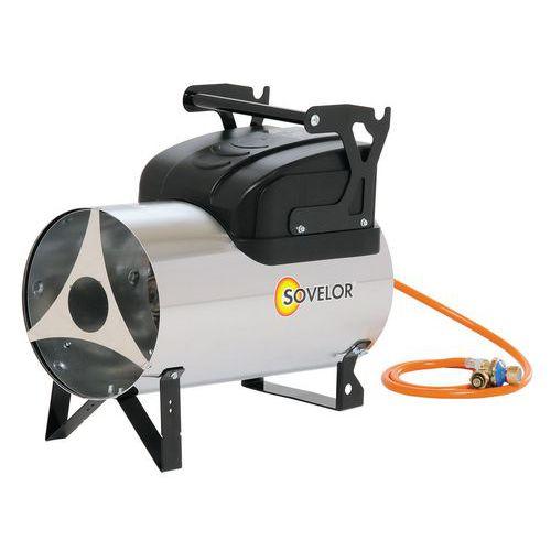 Riscaldamento Ad Aria A Gas.Riscaldamento Con Aria A Impulsi A Propano Mobile Mg 180 E Mg