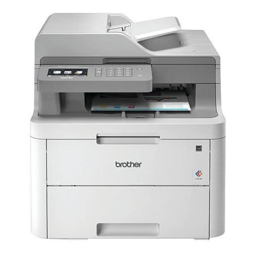 Stampante multifunzione DCP-L3550CDW - Brother
