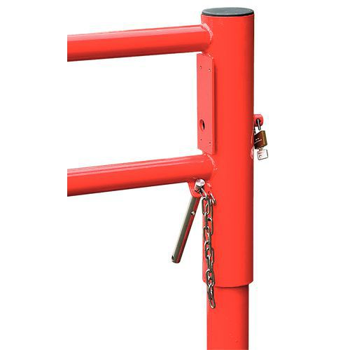 Lucchetto per serratura triangolare 11 mm