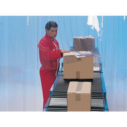 Kit per porte flessibili con strisce standard - Larghezza 200 mm