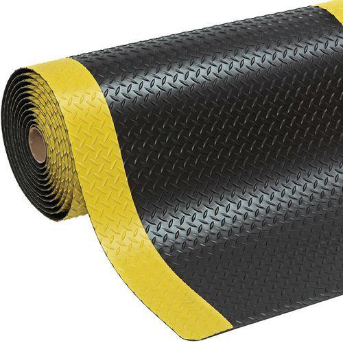 Tappeto antifatica ergonomico a punta di diamante - fornito a metro lineare